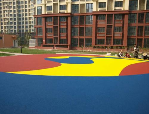 EPDM Plaza,China