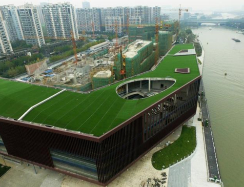 Roof, China