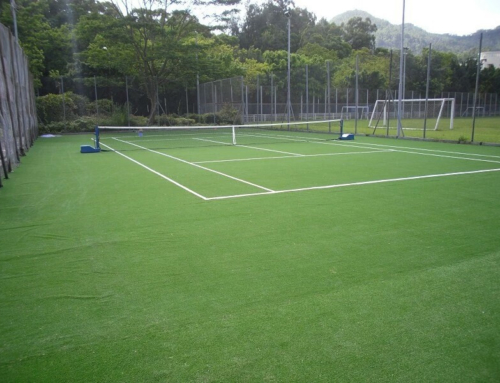 Tennis Court, Greece