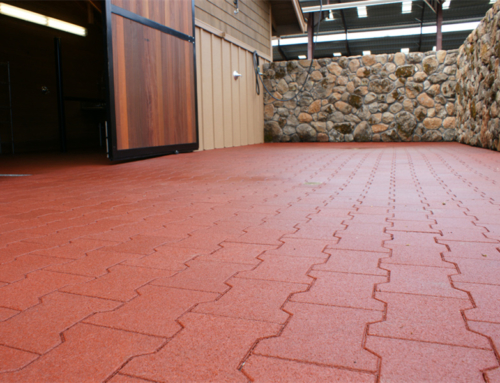 The Stable Rubber Tile