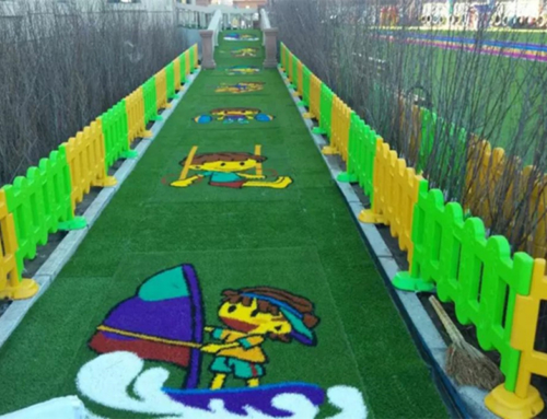 Multi-Purpose Artificial Grass For Playground, China
