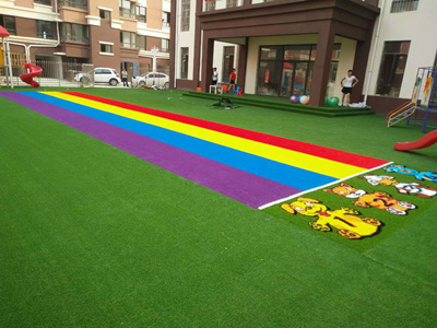 Artificial Grass For Multi-Purpose