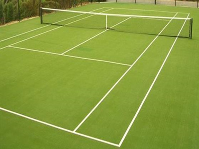Sports Artificial Grass For Tennis